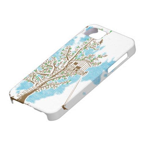 Tree House iPhone 5 Case