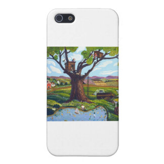 Tree House iPhone 5 Cover