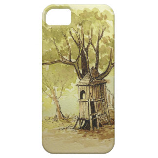Tree House - iPhone Case iPhone 5 Case