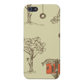 Tree House iPhone Case Covers For iPhone 5