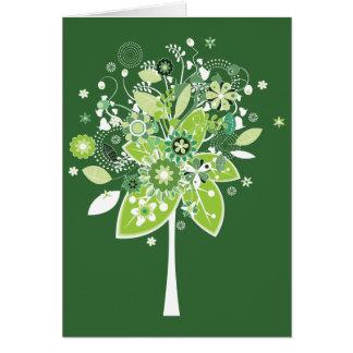 Tree Hugger 15 Card