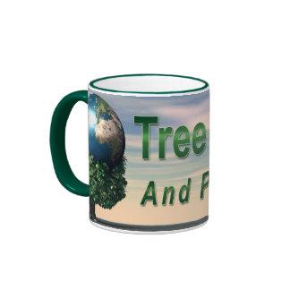 Tree Hugger And Proud Of It Mug