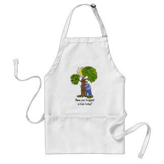 Tree Hugger Adult Apron