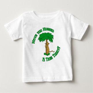 Tree Hugger Baby T-Shirt