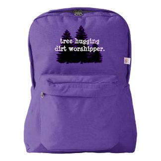 Tree Hugger Backpack