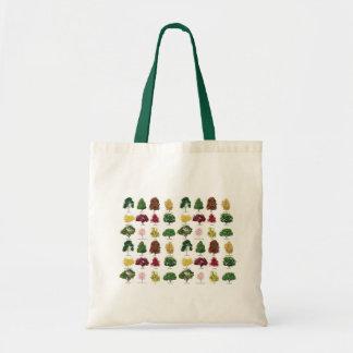 Tree Hugger Canvas Bag