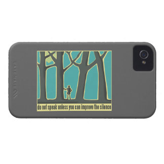 Tree Hugger iPhone 4 Case-Mate Cases