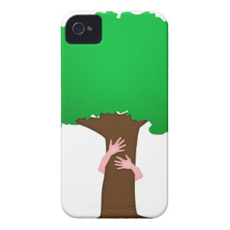 Tree Hugger iPhone 4 Cases