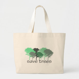 Tree Hugger! Cute Trees design! Ecology and trees Canvas Bag