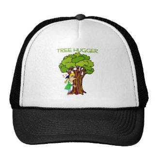 Tree Hugger - Girl Trucker Hat