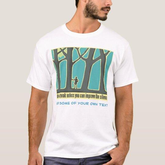 Tree Hugger, Hiking T-Shirt