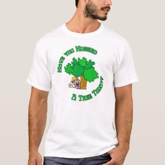 Tree Hugger Hippie T-Shirt