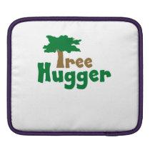 Tree Hugger iPad Sleeve