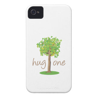 Tree Hugger iPhone 4 Cover