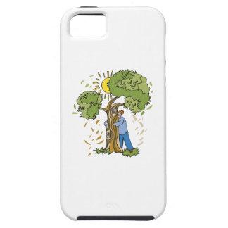 Tree Hugger iPhone SE/5/5s Case