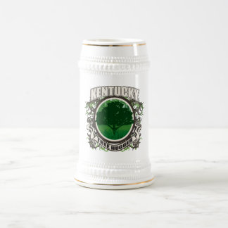 Tree Hugger Kentucky Beer Stein