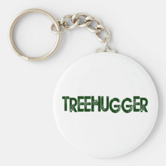 Tree Hugger Key Chain