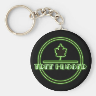 Tree Hugger Key Chain