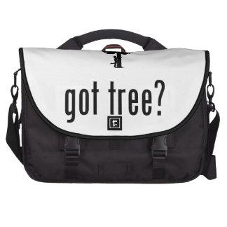 Tree Hugger Commuter Bags