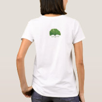 Tree Hugger, Leaf Lover - Ginkgo T-Shirt