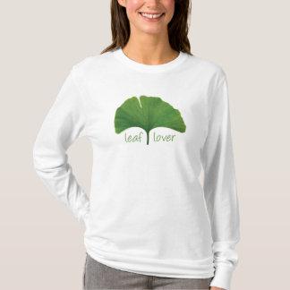 Tree Hugger, Leaf Lover - Ginkgo T-Shirt