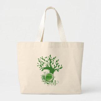 Tree Hugger Love Bag