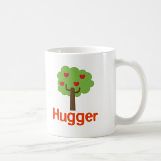 Tree Hugger medio ambiente Coffee Mug