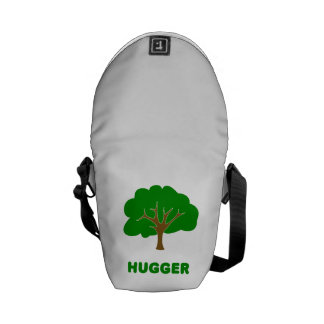 Tree Hugger Courier Bags
