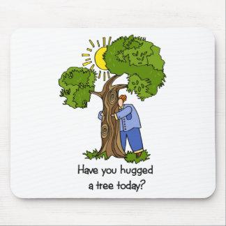 Tree Hugger Mouse Pad