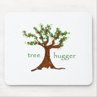 Tree Hugger Mouse Mat