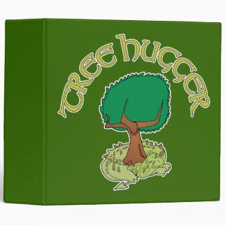 Tree Hugger Notebook Vinyl Binders