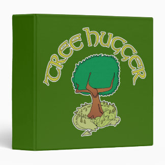 Tree Hugger Notebook Binder