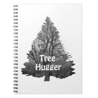 Tree hugger notebooks