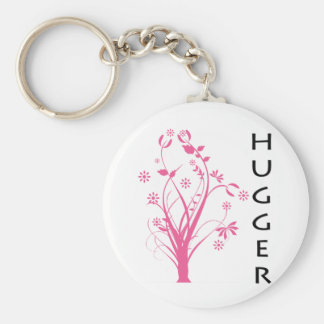 Tree Hugger original design! Keychain
