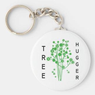 Tree Hugger original design! Key Chain