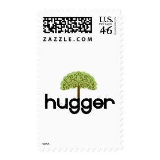 Tree hugger original design! stamps