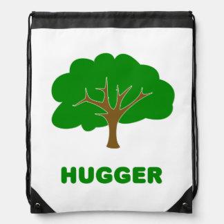 Tree Hugger Cinch Bags