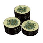 Tree Hugger Poker Chips Set