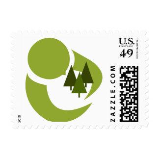 Tree Hugger Stamps