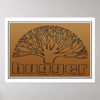 Tree Hugger Print