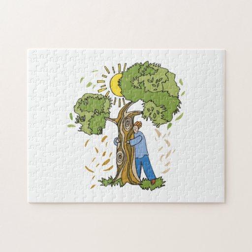 Tree Hugger Puzzles