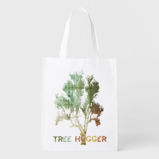 Tree Hugger Reusable Bag