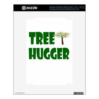 tree hugger skins for the NOOK