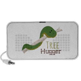 Tree Hugger Travelling Speakers