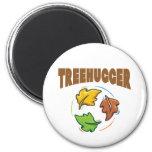 Tree Hugger T-Shirt Magnet