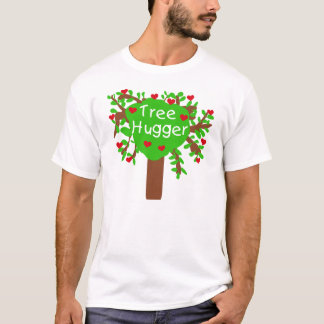 Tree Hugger T-shirts and Gifts