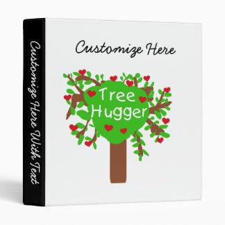 Tree Hugger T-shirts and Gifts Binder