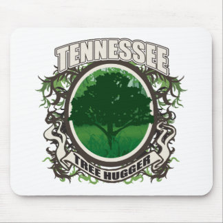 Tree Hugger Tennessee Mouse Pad