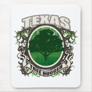 Tree Hugger Texas Mouse Pad