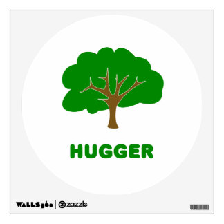 Tree Hugger Wall Sticker
